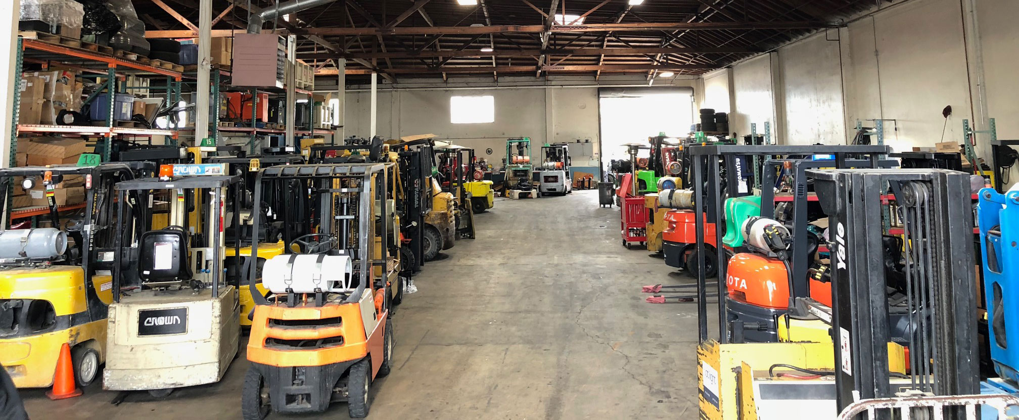 Eldorado Forklift Redwood City Sacramento